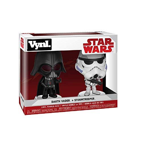 Funko Vynl Star Wars Darth Vader + Stormtrooper