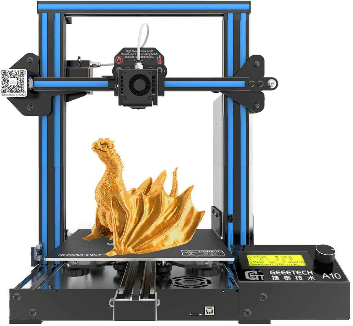 GIANTRAM A10 Impresora 3D Prusa I3