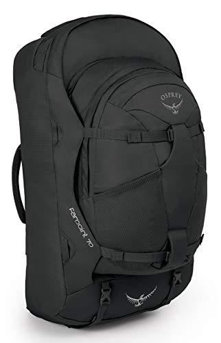 [ACTUALIZACION] Mochila de viaje ligera, Osprey Farpoint 70 Men's Travel Pack with 13L Detachable Daypack