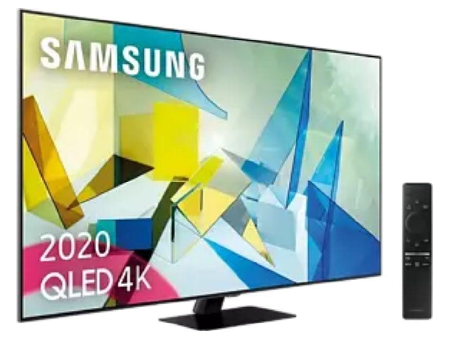 TV Samsung 55Q80T QLED 2020