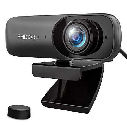 Webcam PC Full HD 1080P