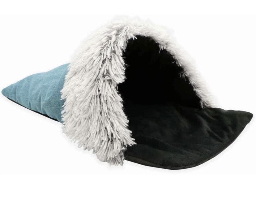 Cama Calcetín de Piel sintética para mascota (50 x 30 cm)