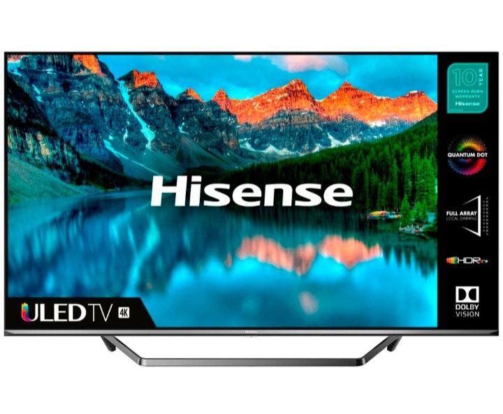 TV ULED HISENSE 55U7QF