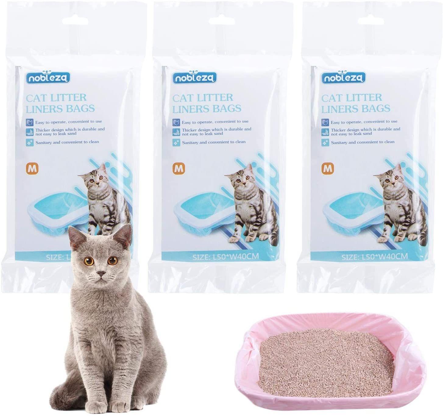 Pack 108 Bolsas arenero gato