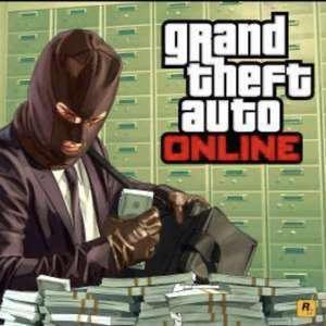 GTA Online - 1 000 000 GTA$ [Mes de Junio, PS+]