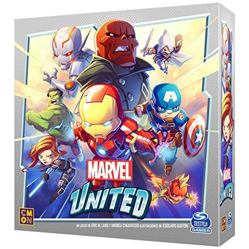 Marvel United - Juego de Mesa