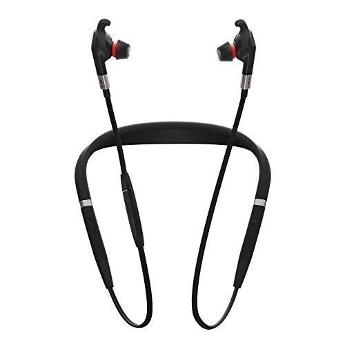 Jabra Evolve 75e UC - Auriculares Inalámbricos Optimizados - REACONDICIONADOS