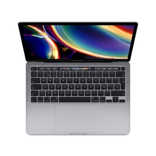 Apple MacBook Pro 13 modelo 2020 (MWP42Y/A) con Touch Bar, i5, 16GB, 512GB SSD 1599 € | 1TB SSD 1699 € (enlaces descripción)