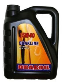 Aceite Coche 15W40 BRAKOIL 5L Gasolina Diésel