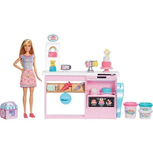 Barbie y su pastelería ,mínimo!!!