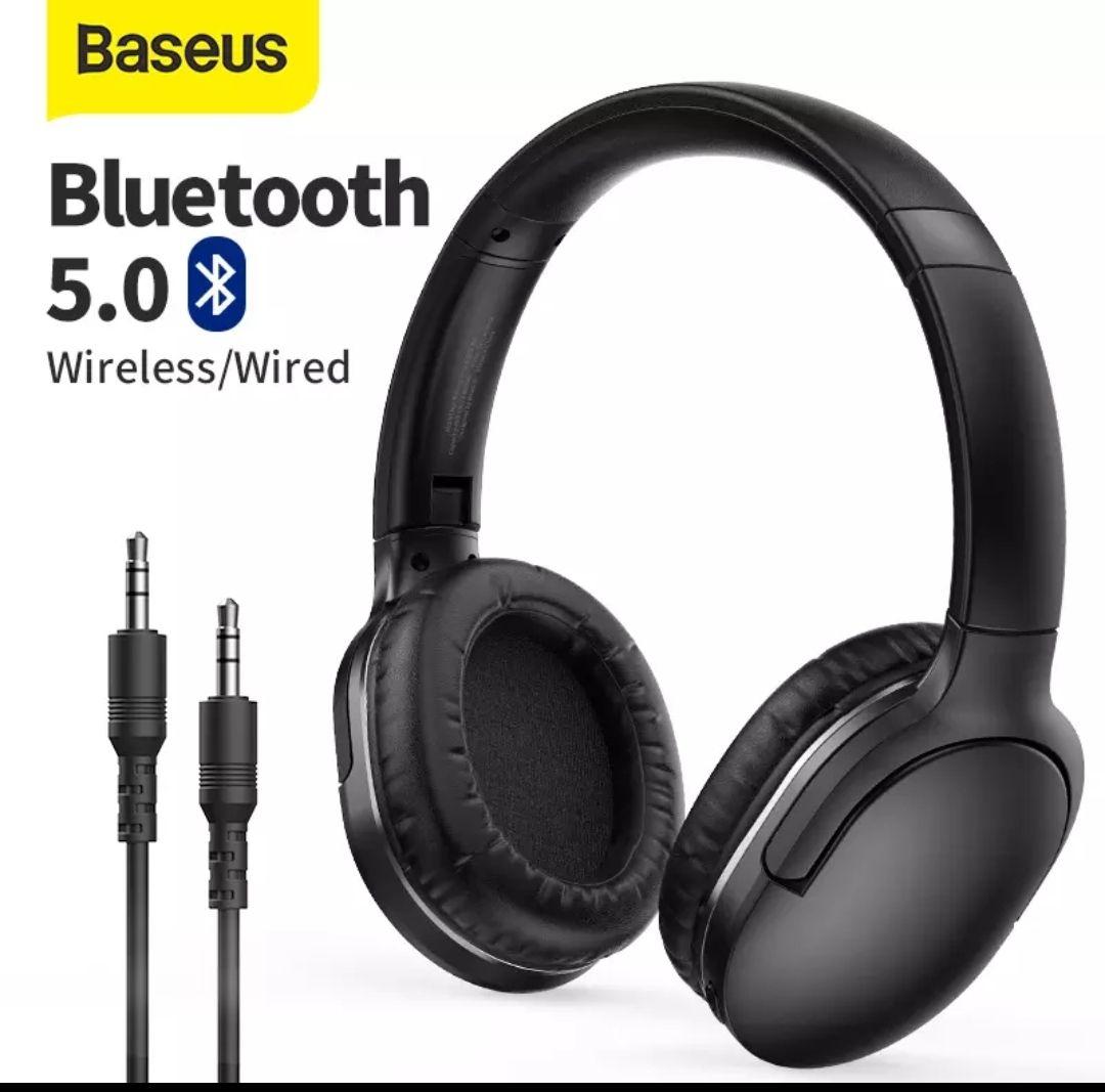 Baseus-auriculares inalámbricos D02 Pro con Bluetooth 5.0