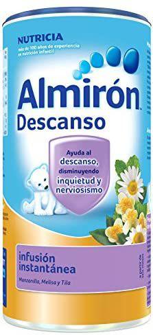 Almirón Infusión Descanso Infusión Instantánea para Bebés Desde Los 6 Meses, 200g (compra recurrente)