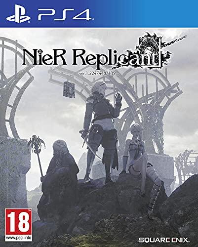 Nier Replicant Remake - PlayStation 4 [Importación francesa] (Castellano)
