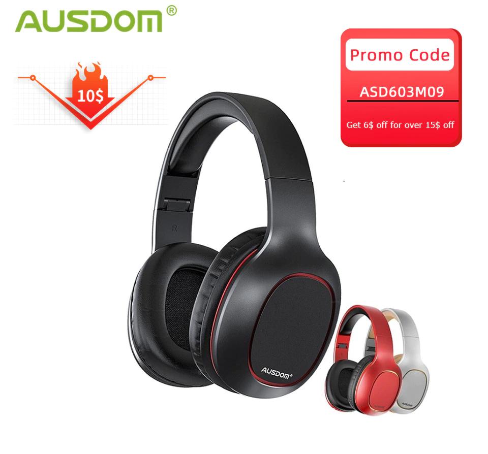Auriculares inalámbricos AUSDOM M09