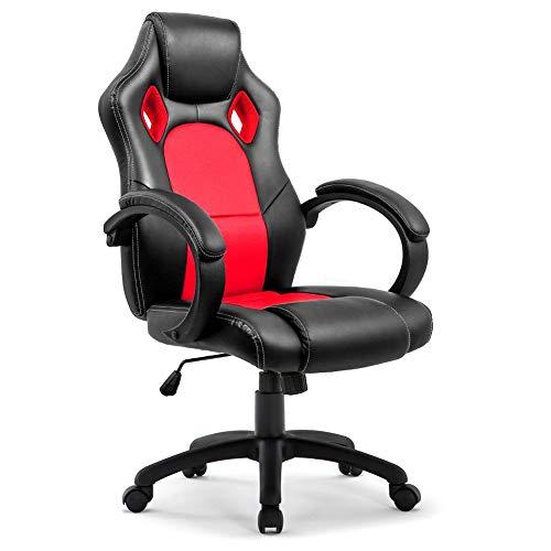 Silla Gaming con respaldo reclinable IntimaTe WM Heart