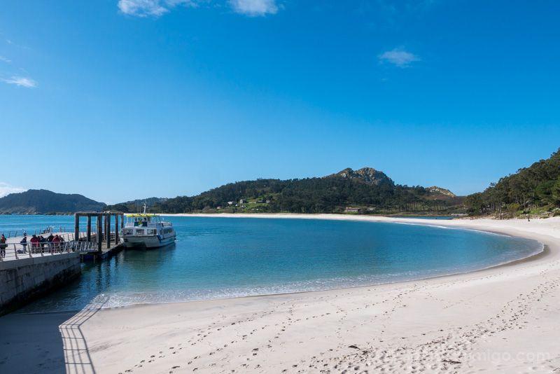 Viaje a las islas cies: Hotel 4* + ferry i/v