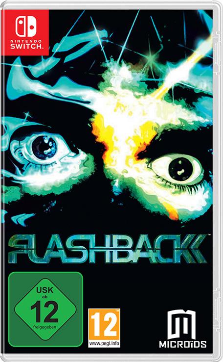 Flashback, Overlanders , Syberia 1+2 y otros juegos [Nintendo Switch]