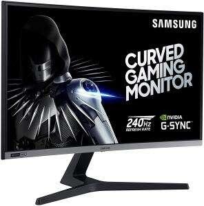 """Monitor Samsung 27"""" LED FullHD G-Sync 240Hz Curvo"""