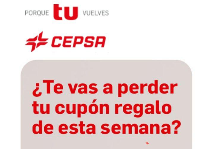 ¡Cupones descuento CEPSA gratis!