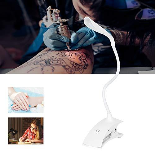 Lámpara LED ajustable , boton táctil , 3 niveles brillo