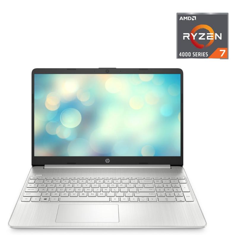 Portátil HP 15s-eq1105ns, Ryzen 7, 16GB, 512GB SSD, FreeDOS