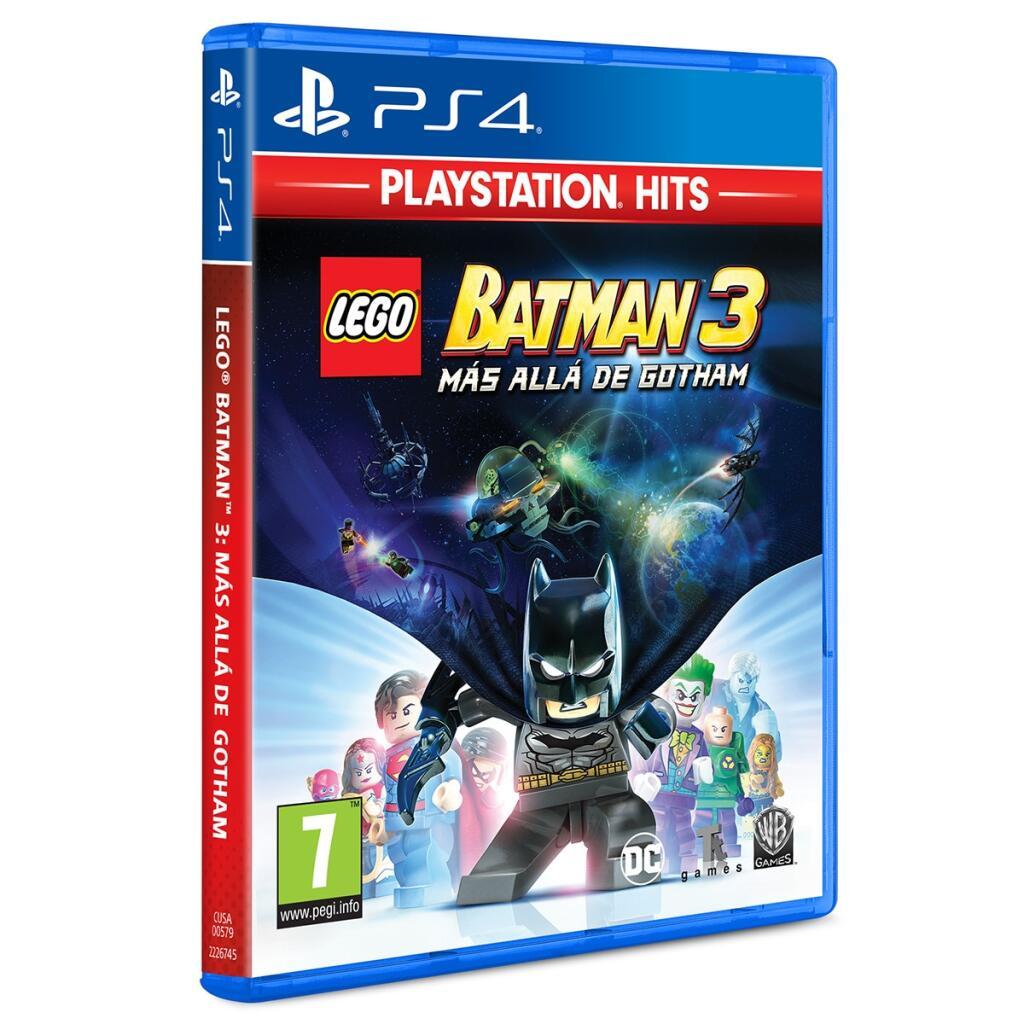 Lego Batman 3 HITS por solo 6,55€