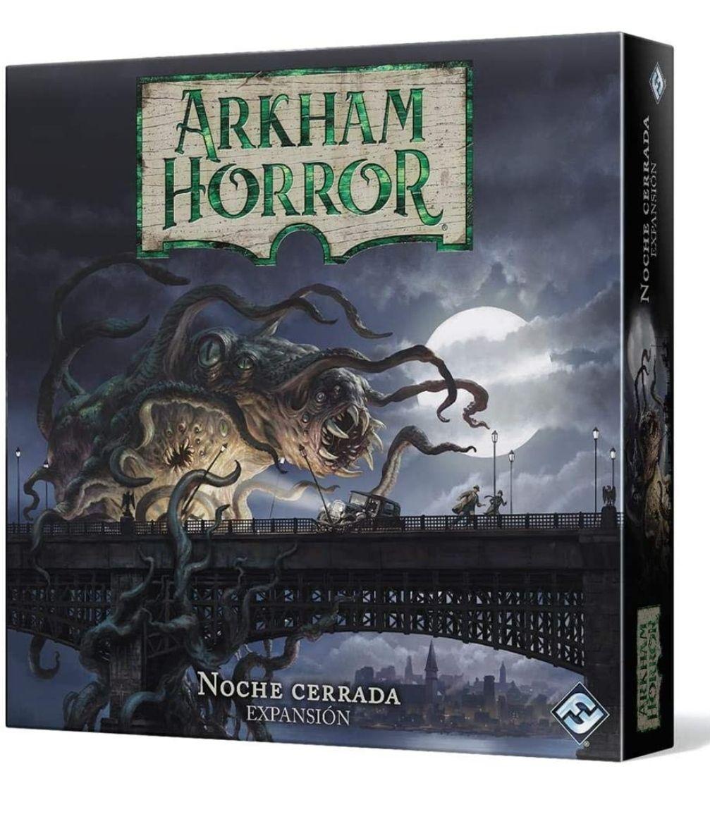 Arkham Horror - Noche Cerrada