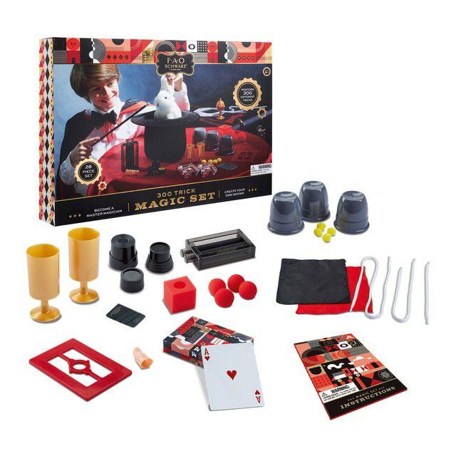 Set de magia world brands + 20% cupón regalo