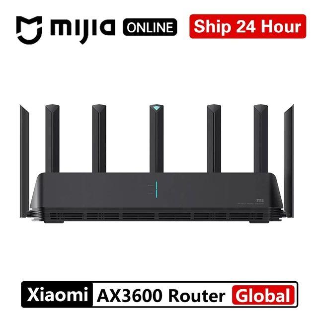 Router AX3600 desde España por sólo 45,1€