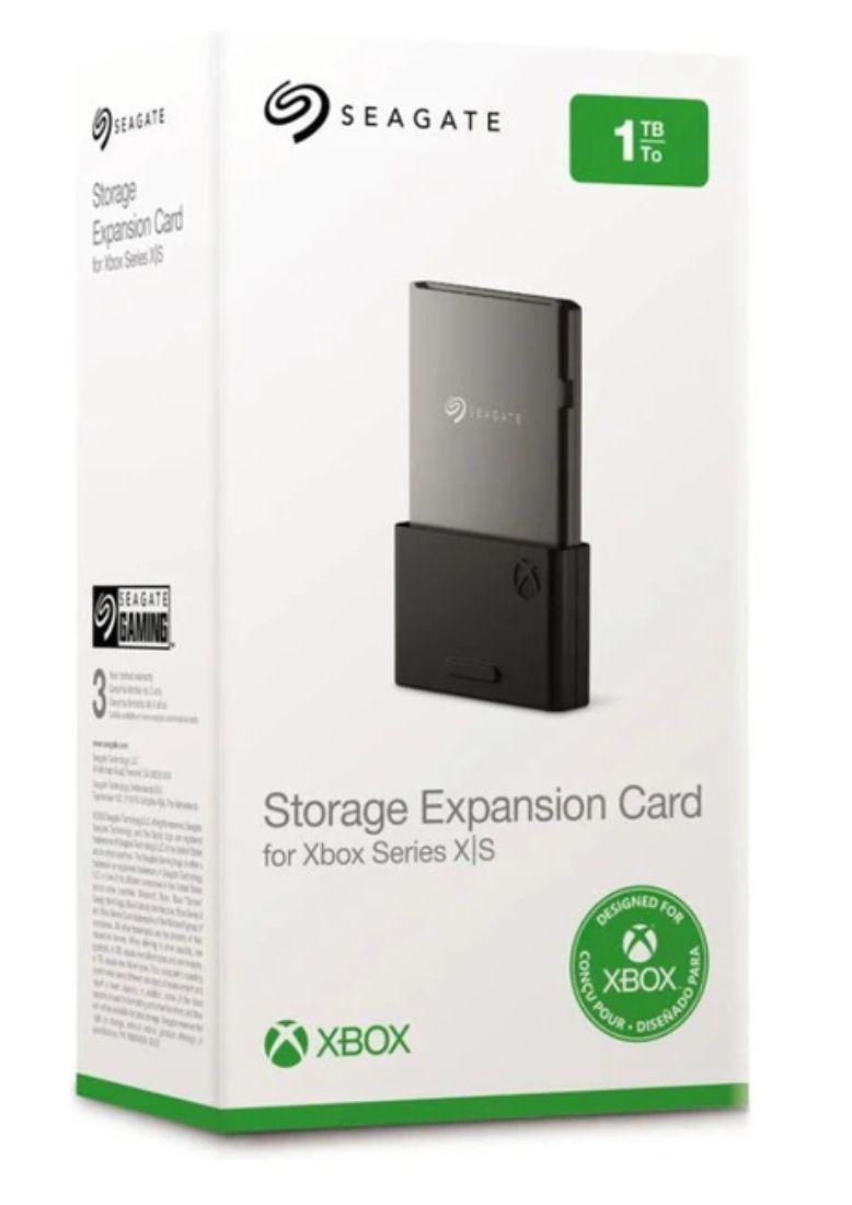 SEAGATE Expansion Card para Xbox Series X/S