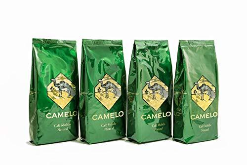 Café Camelo molido natural (4x 250 gr)