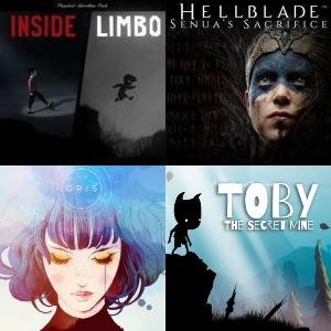 LIMBO & INSIDE Bundle, Hellblade: Senua's Sacrifice, Toby,Gris [Playstation]