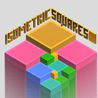 Isometric Squares - Puzzle ² [Android, IOS]