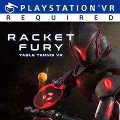 Racket Fury Table Tennis (PSVR) GRATIS para miembros de PS+