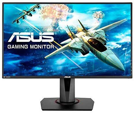 "Monitor ASUS VG278Q de 27"" Full HD | 1 ms | 144 Hz | G-SYNC Compatible"