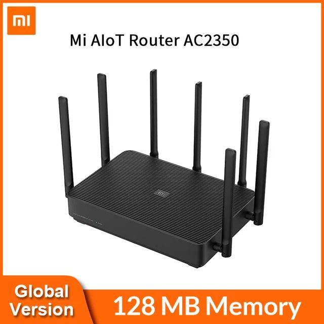 Xiaomi Mi AIoT- router inalámbrico de doble banda