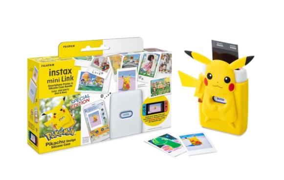 Fujifilm Instax Mini Pack Pokemon