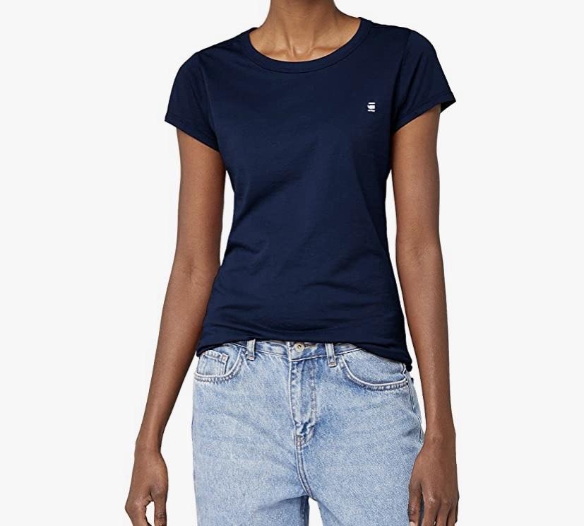 G-STAR RAW camiseta mujer talla XS