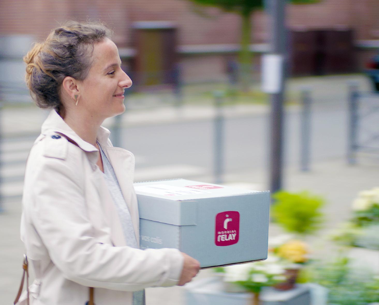 Mondial Relay ofrece un 50% de descuento en el primer envío para nuevos clientes