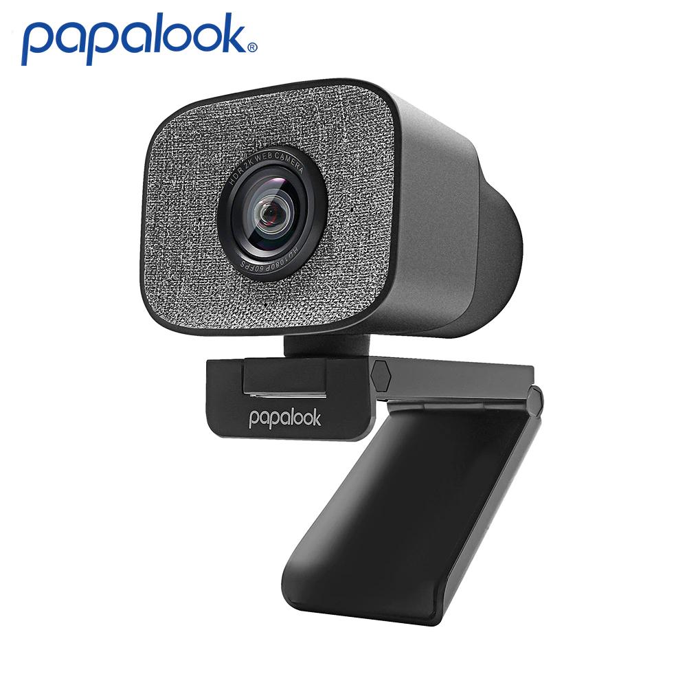Webcam 2K HDR, Papalook PA930 1080P 60FPS
