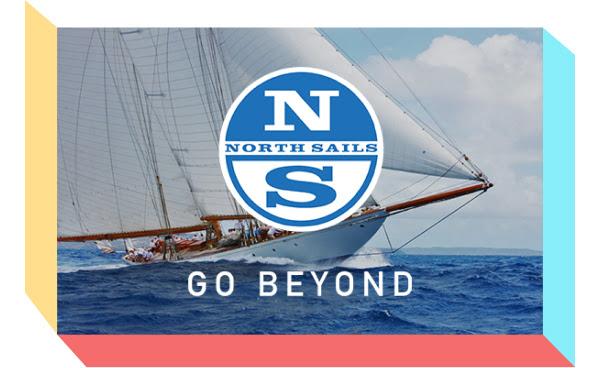25% descuento en todo North Sails (ropa náutica)