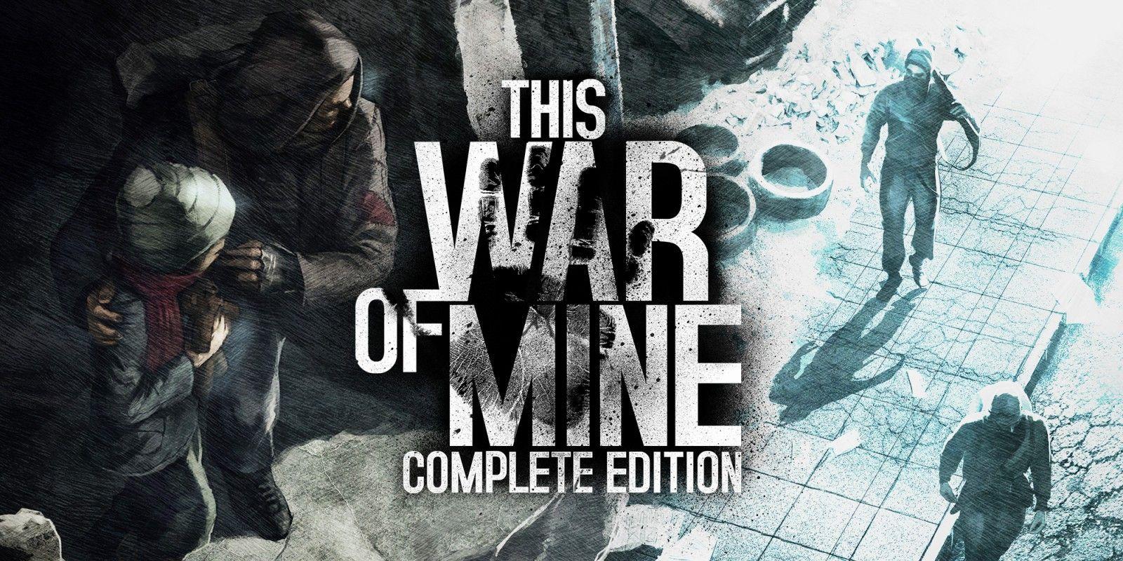 This war of mine: complete edition - Nintendo switch digital en la tienda de México
