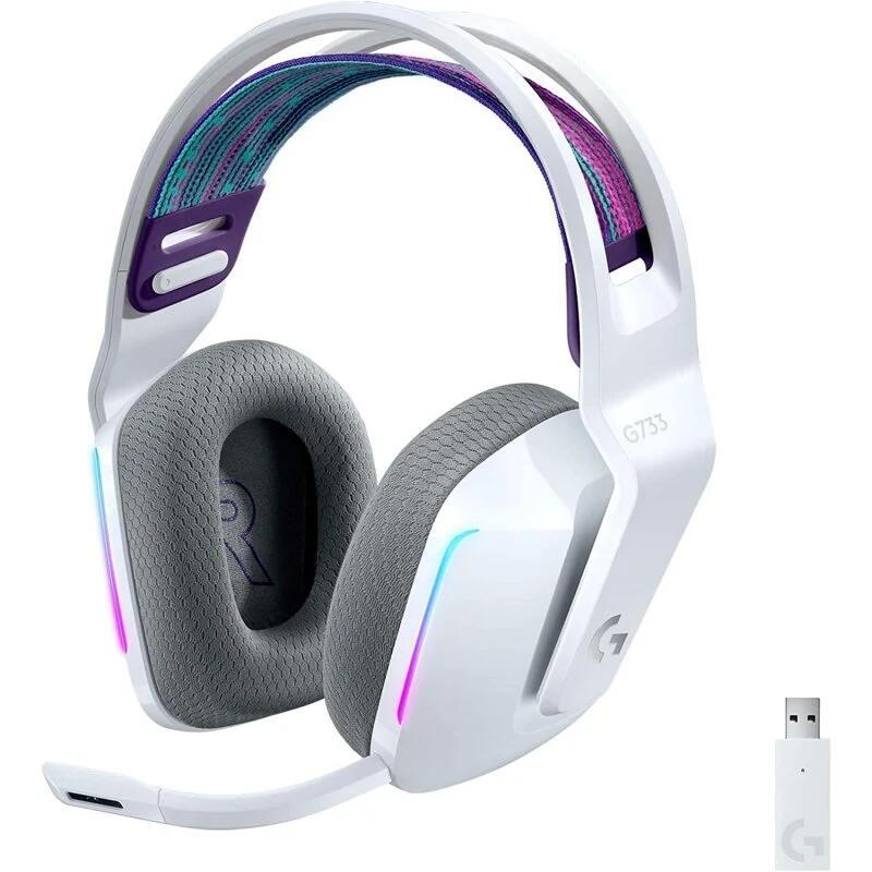 Logitech G G733 Blanco auriculares gaming