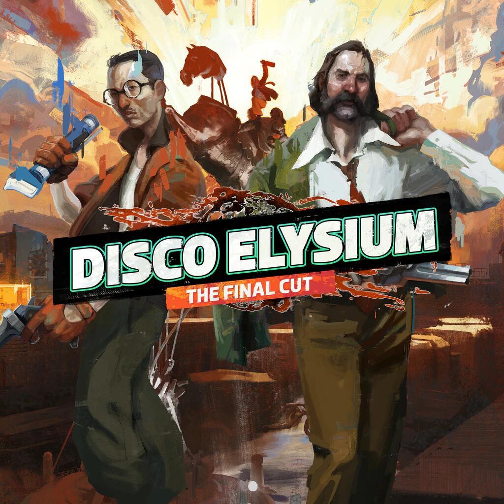 Disco Elysium - The Final Cut PS4 / PS5 [Digital PSN Store]