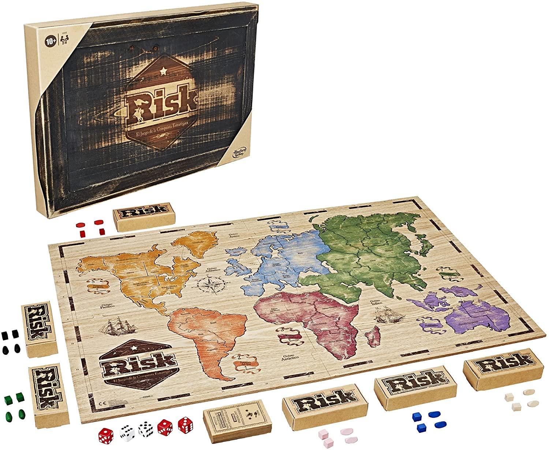 Risk Rustic juego de mesa solo 25.9€