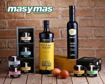 30% descuento en productos de Canal Cocina en Masymas
