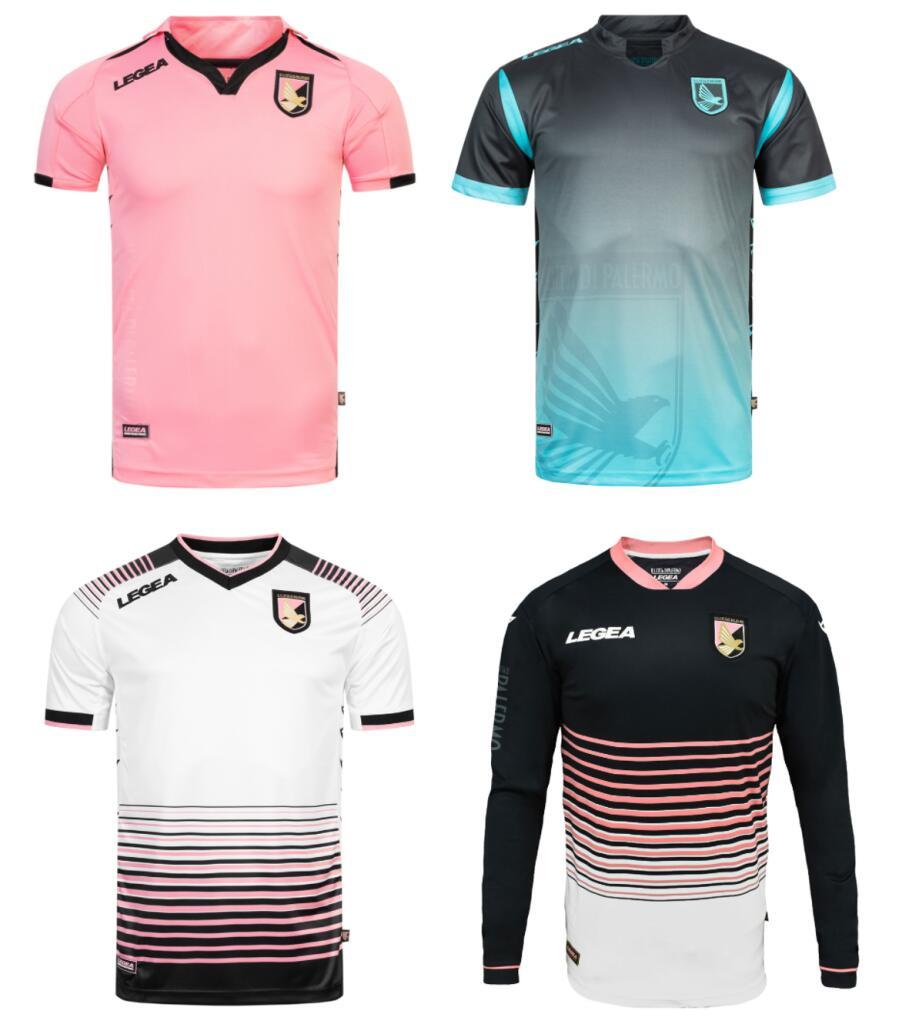 Recopilación de Camisetas de Futbol del Palermo FC