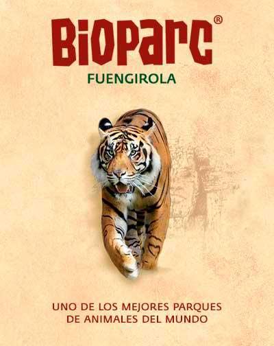 Entrada Gratis a Bioparc Fuengirola al comprar +20€ en Carrefour