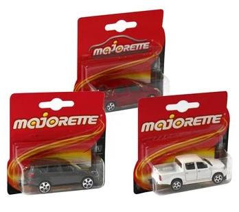 Coches Majorette fabricados en metal por tan sólo 0,50€ (Alcampo Leganés)