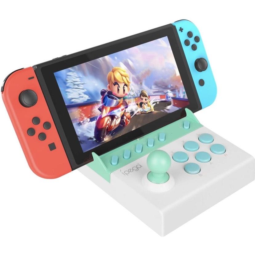 Achort Arcade Fight Stick para Nintendo Switch (precio Prime)